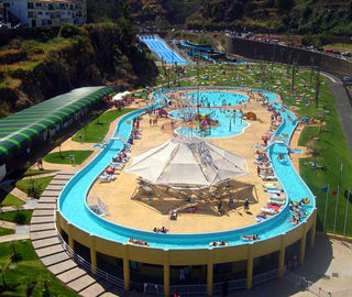 Aquapark in Madeira