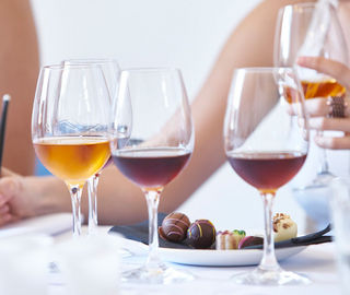 Wine and Chocolate tasting