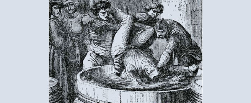 Duke of Clarence death in a Madeira Wine barrel