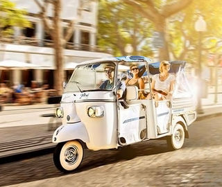 Tukxi Tour in Funchal