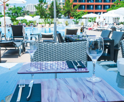 Melia Madeira Mare pool bar