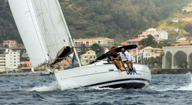 yacht charter on the south of Madeira